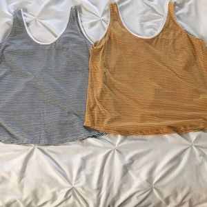 Lot of 2 Old Navy Tank Tops